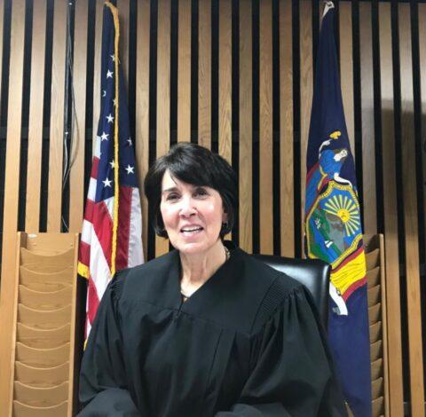 Judge Grace Rapasadi